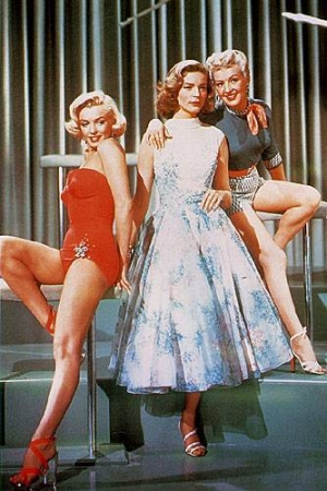 Legend Marilyn Monroe How To Marry A Millionaire