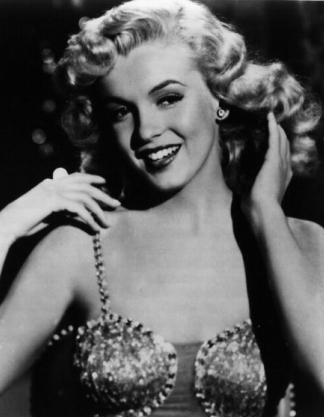 marilyn monroe ladies of the chorus
